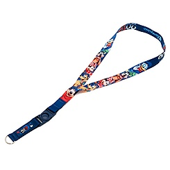 Disneyland Paris 2013 Lanyard