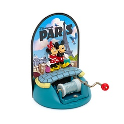 Disneyland Paris Music Box, Paris Collection