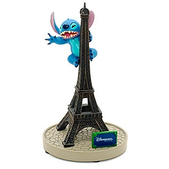 Stitch Eiffel Tower Ornament, Paris Collection