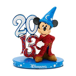 Disneyland Paris Mickey Mouse 2013 Figurine