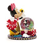 Minnie Mouse Figurine and Snow Globe