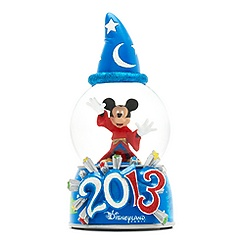 Mickey Mouse 2013 Snow Globe