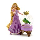 Rapunzel Snow Globe