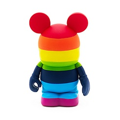 Vinylmation Theme Park Favourites Rainbow 3