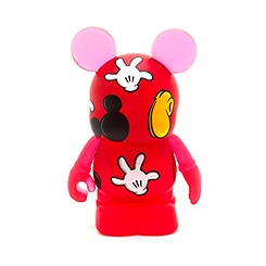 Vinylmation Theme Park Favourites Mickey Mouse Motifs 3