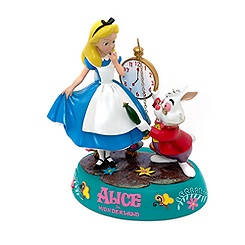 Alice in Wonderland Figurine