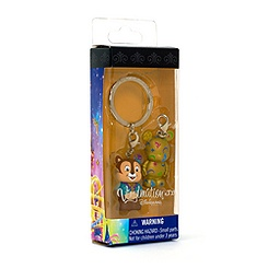 Disneyland Paris 20th Anniversary Chip Vinylmation Keyring