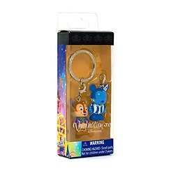 Disneyland Paris 20th Anniversary Dale Vinylmation Keyring