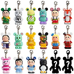 Vinylmation Jr. It's a Small World Series 4 Keychain Figure