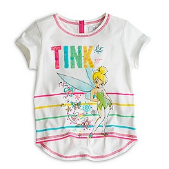 Tinker Bell T-Shirt For Kids