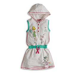 Tinker Bell Dress For Kids