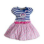 Minnie Mouse Nautical Dress For Kids