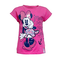 Minnie Mouse Nautical T-Shirt For Kids
