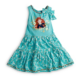 Brave Dress For Kids