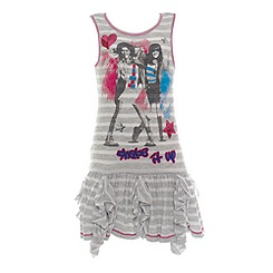 Shake It Up Dress For Kids