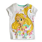 Rapunzel Glitter T-Shirt For Kids