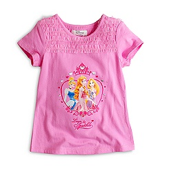 Disney Princess T-Shirt For Kids