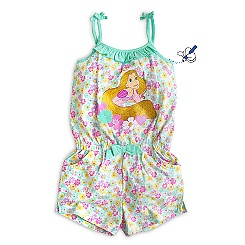 Rapunzel Playsuit For Kids