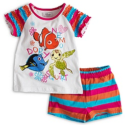 Finding Nemo Shortie Set For Kids