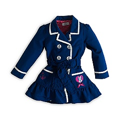 Minnie Mouse Nautical Mac For Kids