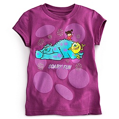 Monsters, Inc. T-Shirt For Girls