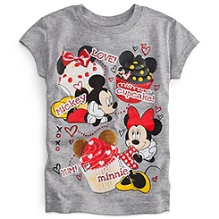 Mickey & Minnie Mouse T-Shirt for Kids