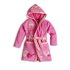 Disney Princess Hooded Dressing Gown