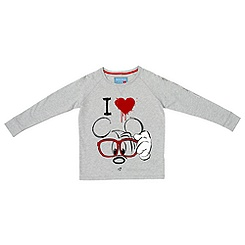 Ladies' Mickey Mouse Nerd Sweatshirt