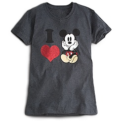 Mickey Mouse Ladies' T-Shirt