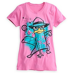 Agent P Ladies' T-Shirt