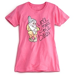 Bashful Ladies' T-Shirt