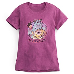 Monsters Inc. Ladies' T-Shirt