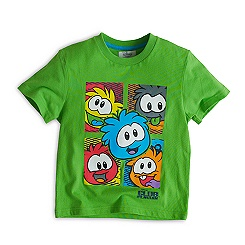 Club Penguin T-Shirt for Kids