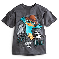 Agent P T-Shirt For Kids