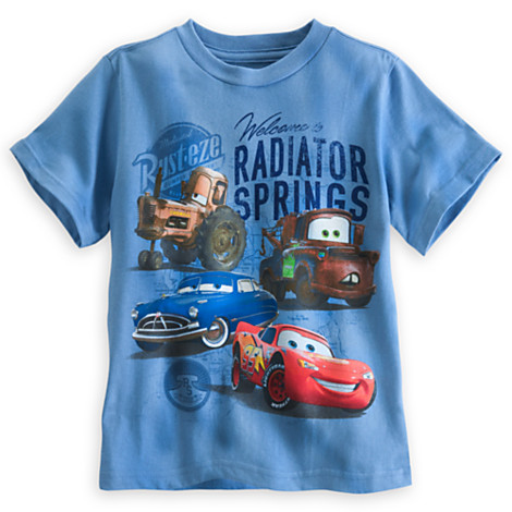 Disney pixar cars t shirt for kids products for T shirt printing in colorado springs