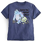 Monsters Inc Men's T-Shirt