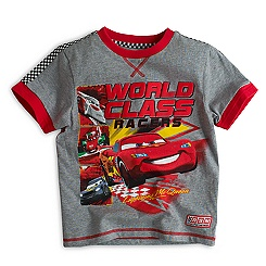 Cars Short Sleeve Pyjamas For Kids