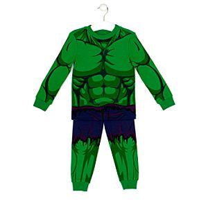 Hulk Costume Pyjamas For Kids-4 Years Picture