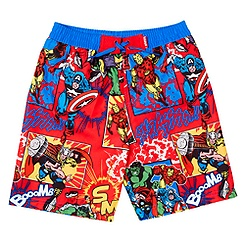 Marvel Swimming Shorts For Kids