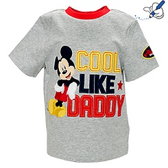 Mickey Mouse Cool Like Daddy T-shirt