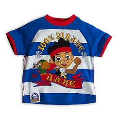 Jake and the Never Land Pirates T-Shirt For Kids