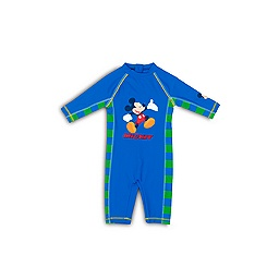 Mickey Mouse Sun Safe Suit For Kids