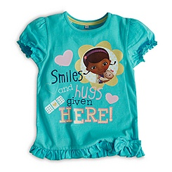 Doc McStuffins T-Shirt For Kids