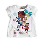 Doc McStuffins Short Sleeve Pyjamas For Kids