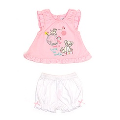 Nala Top and Bloomers Set