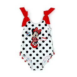Minnie Mouse Swimming Costume