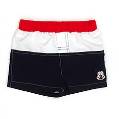 Mickey Mouse Swimming Shorts