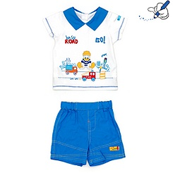 Donald Duck T-Shirt and Shorts Set