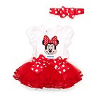 Minnie Mouse Tutu Body Suit