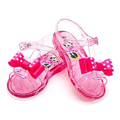Minnie Mouse Jelly Shoe